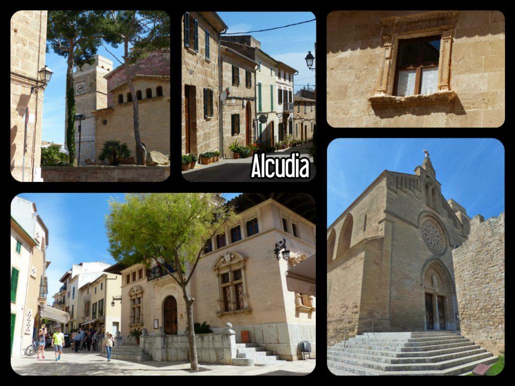 Visite de la ville d'Alducia qui se trouve non loin du cap de Formentor à Palma de majorque