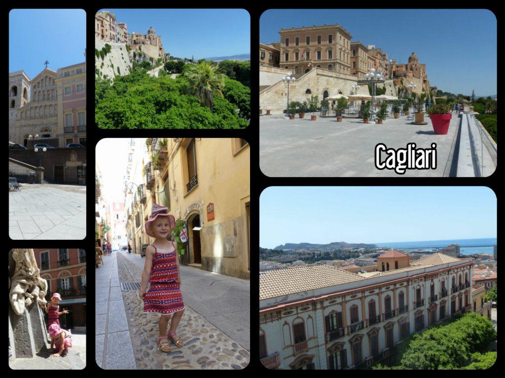 Visite de la ville de Cagliari
