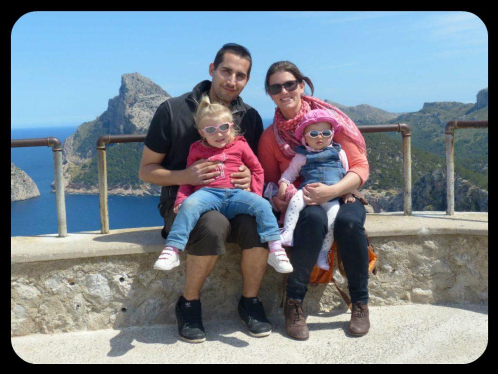 Photo de famille à Palma de Majorque