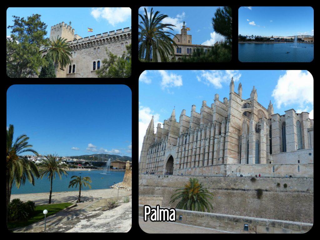 Visite de la ville de Palma de majorque et du front de mer
