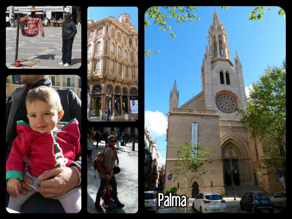 Visite de la ville de Palma de majorque