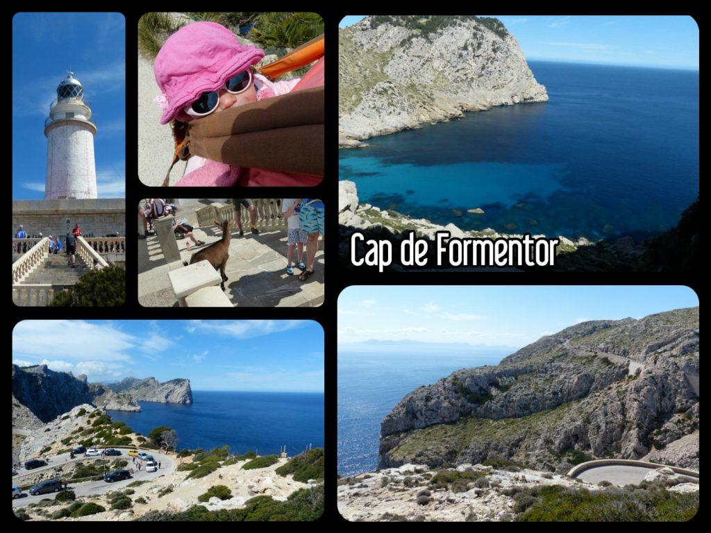 Visite du phare qui se trouve au cap de Formentor à Palma de majorque