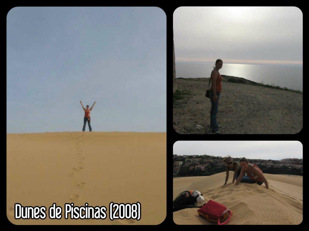 Dunes de Piscinas sardaigne