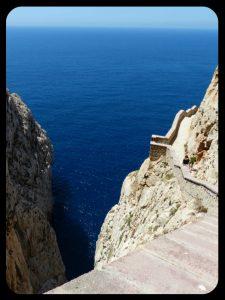 Visite de la grotte de Neptune en Sardaigne