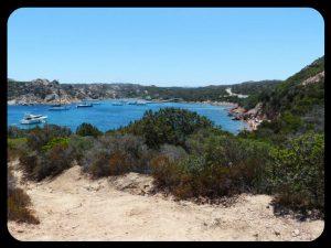 Ile de la Maddalena lors d'un voyage en famille en Sardaigne