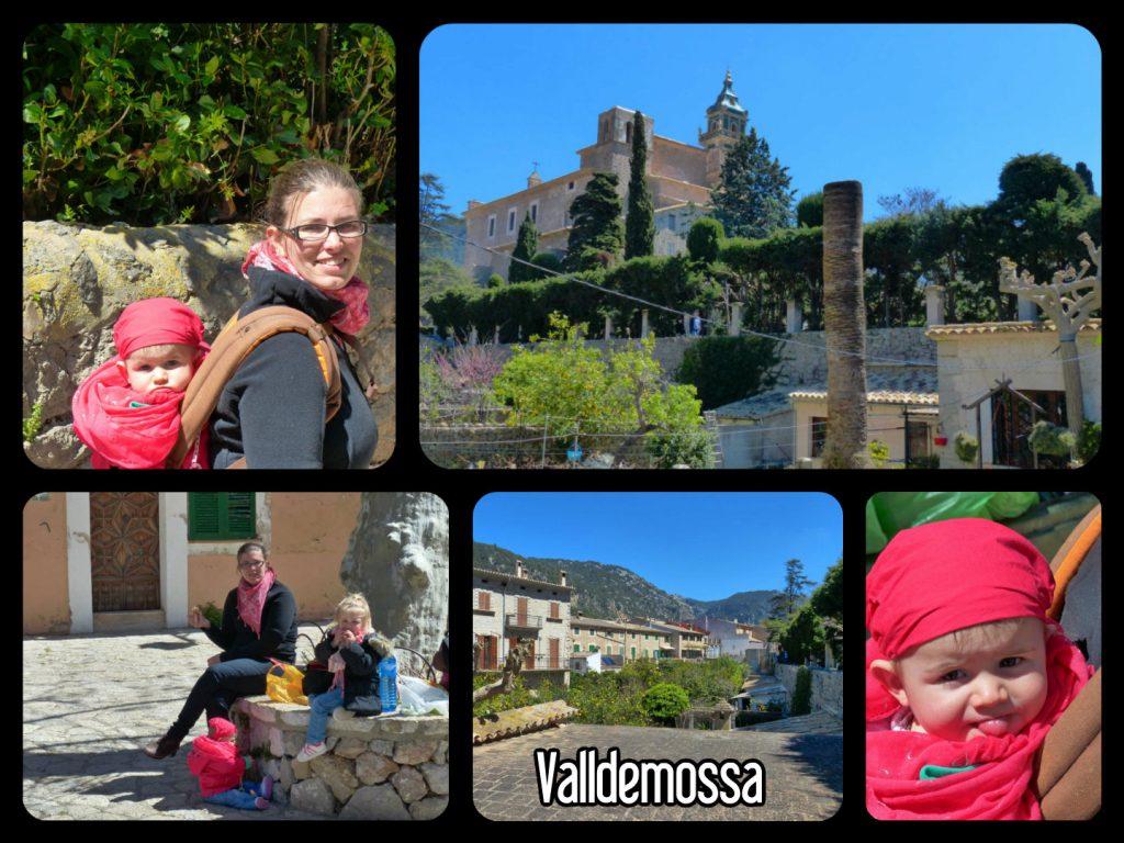 Arrêt pique-nique dans Valldemossa et petit tour dans le village