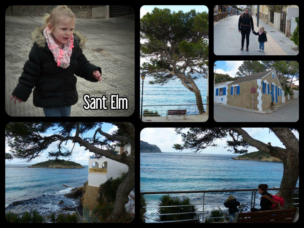 Visite du village de Sant Elm lors de notre road trip sur la côte Ouest