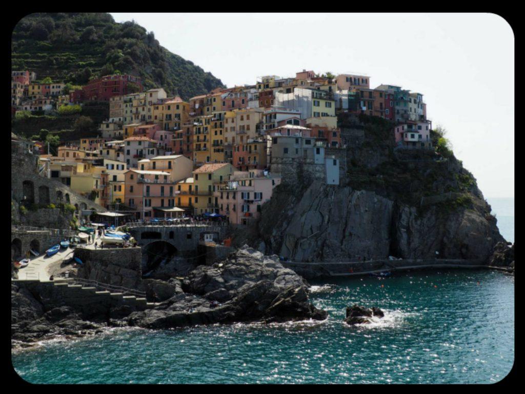 les cinque terre Italie