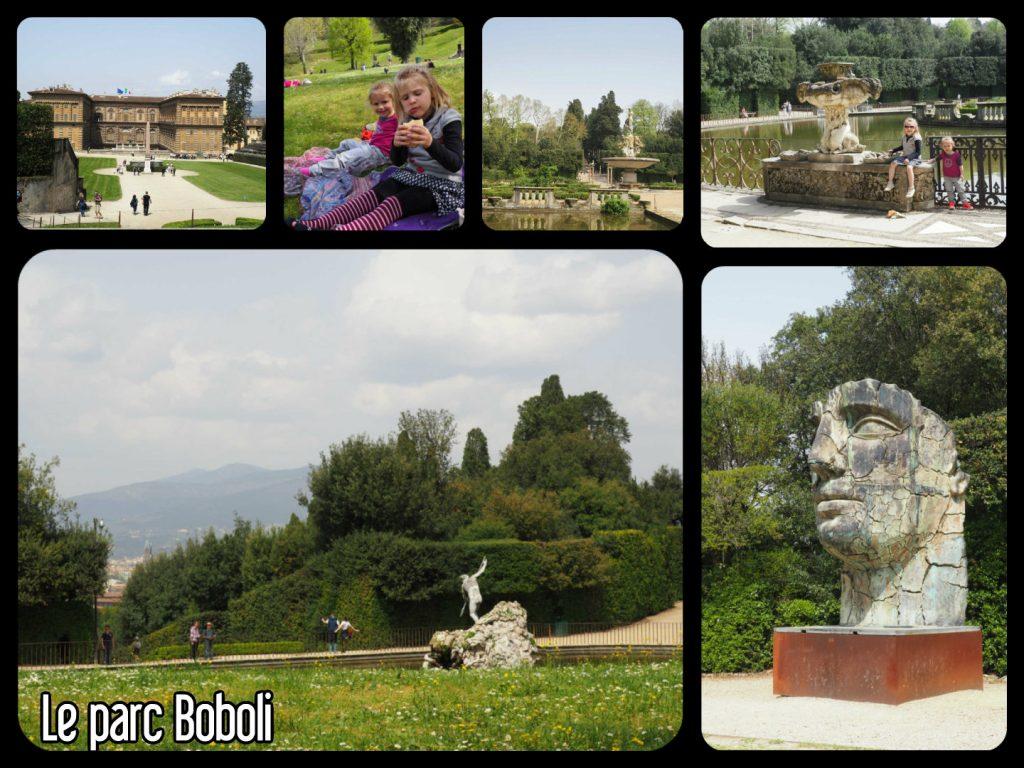 Parc Boboli Florence Italie