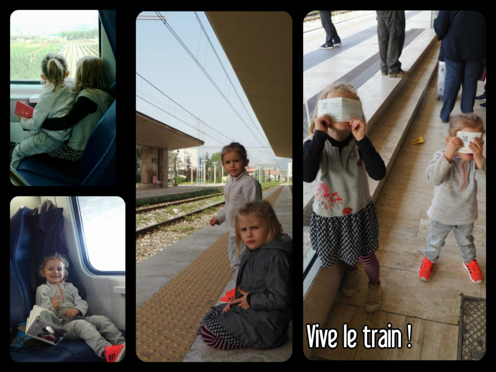 Train Italie Florence
