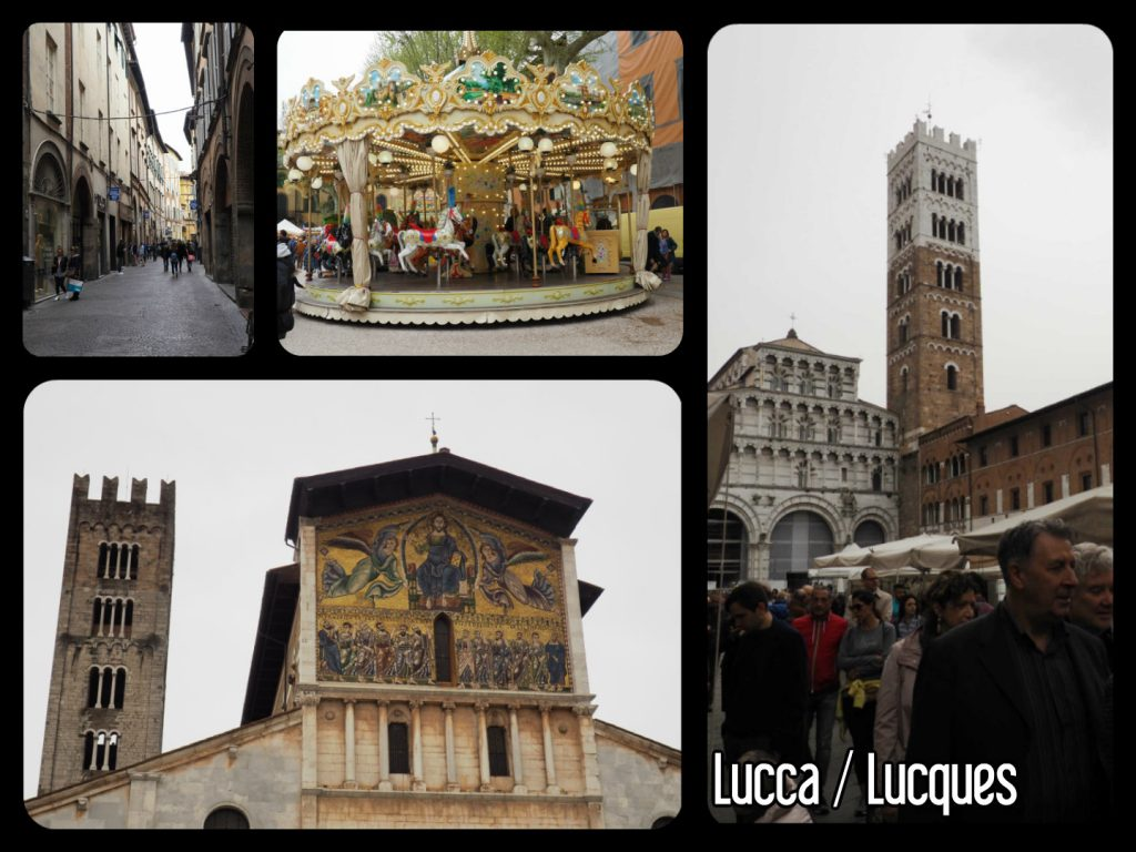 Lucca ou Lucques Italie