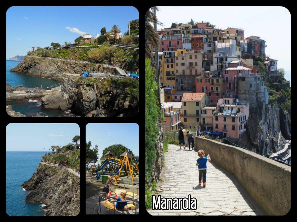 Manarola cinque terre Italie