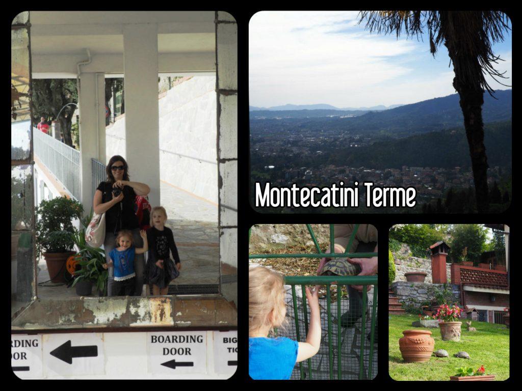 Montecatini vieille ville Italie