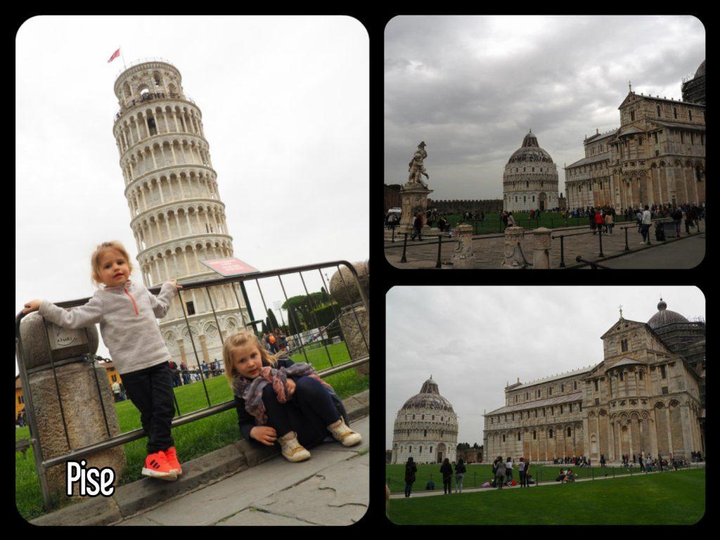Pise Italie Tour penchée