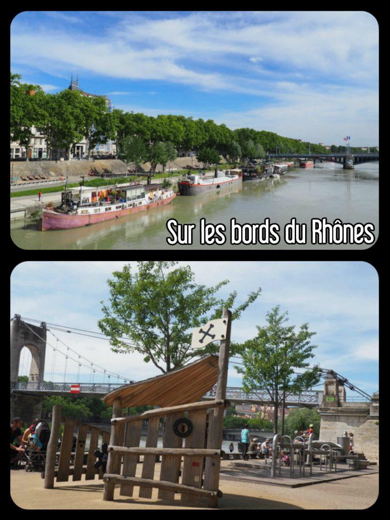 Bord du Rhône