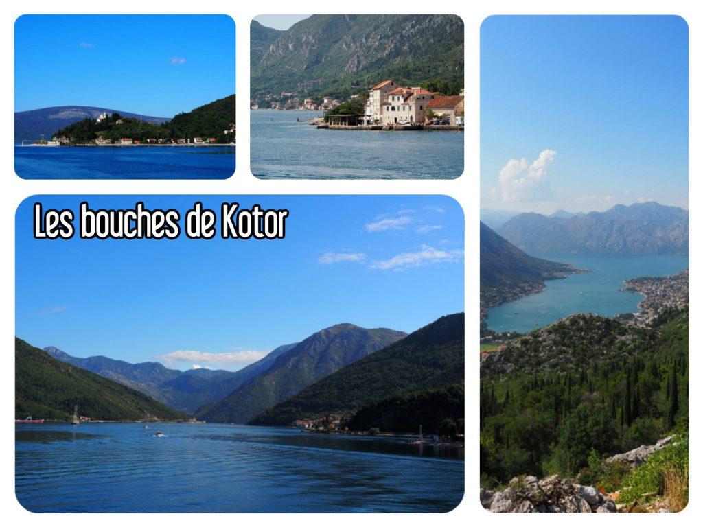 Baie de Kotor boat tour