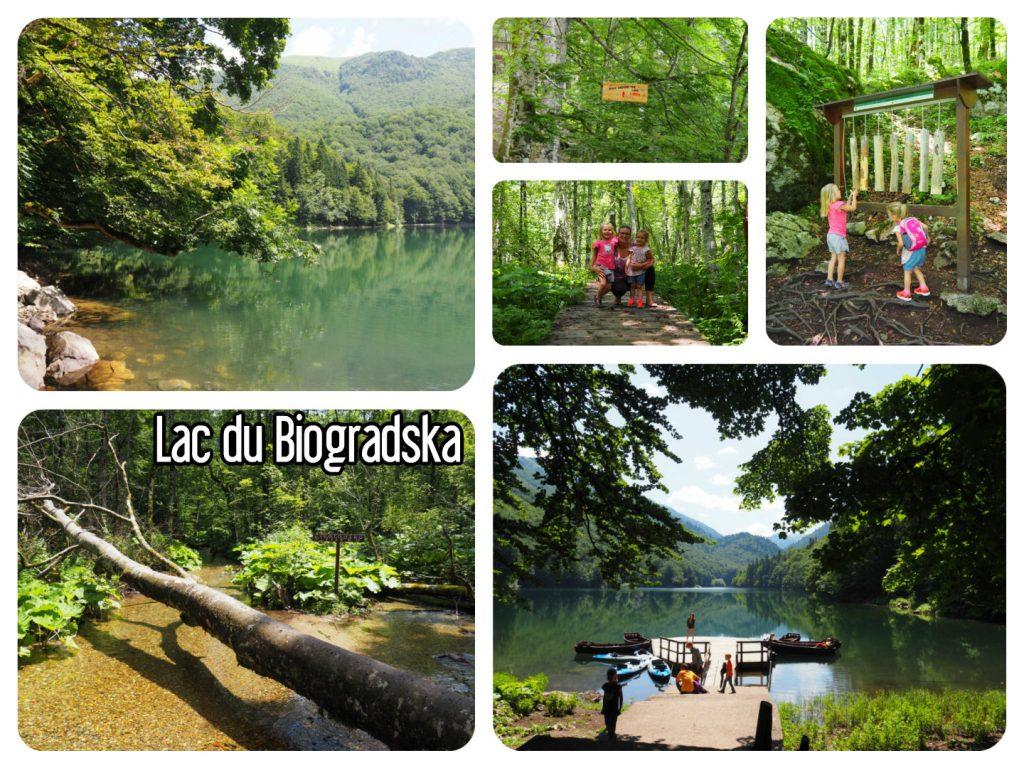 Lac du Biogradska Monténégro