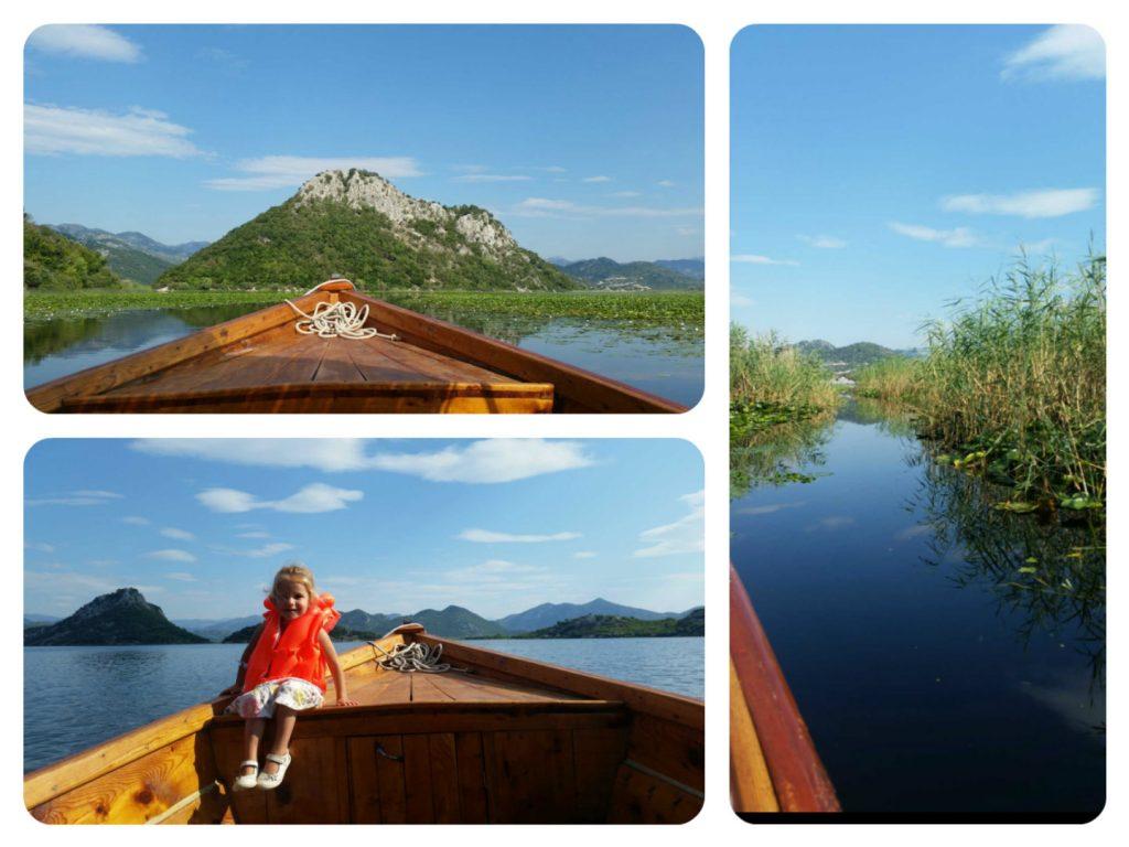 Lac Skadar boat tour Milica Monténégro