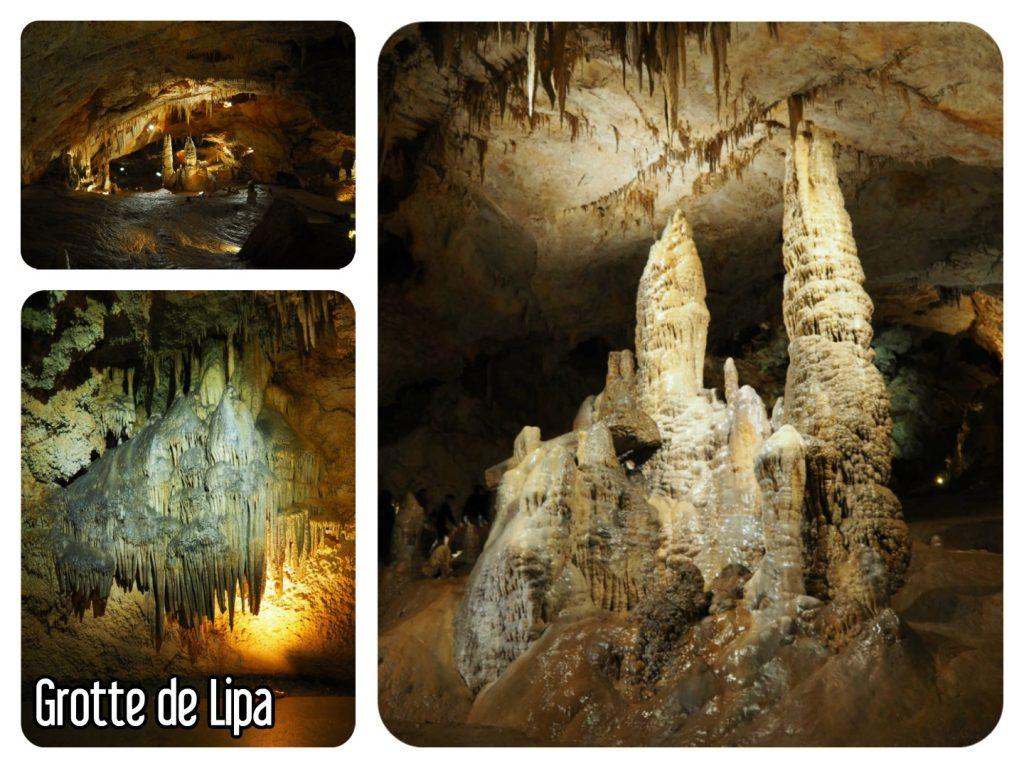 Grotte de Lipa Monténégro Cetinje