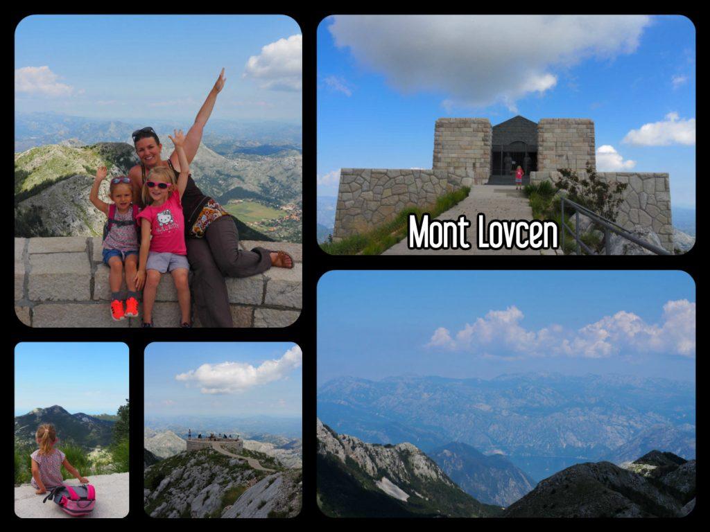 Mont Lovcen Monténégro