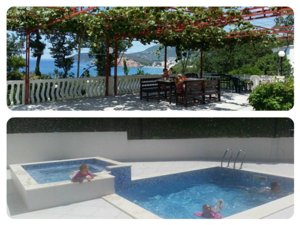 Sutomore Monténégro villa avec piscine
