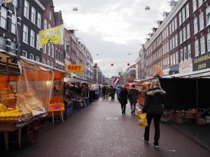 Marché Albert Cuypmarkt Amsterdam