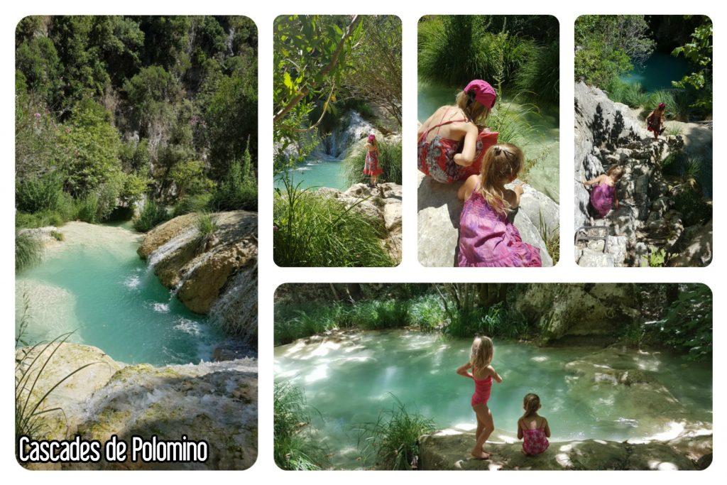 Cascades de Polomino